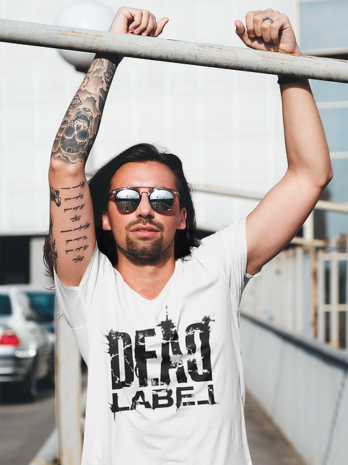 Dead Label White Unisex