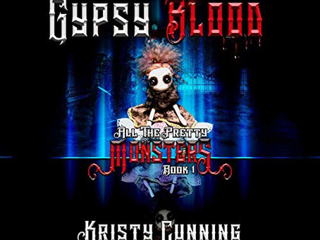 Gypsy Blood now available on Audible