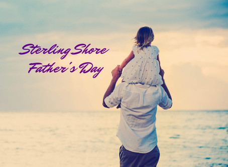 The Sterling Shore Series - Father's Day short story