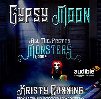 Gypsy Moon now available on Audible