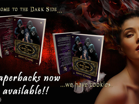 Dark Side Series now available in Paperback