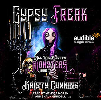 Gypsy Freak now available on Audible
