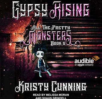 Gypsy Rising now available on Audible