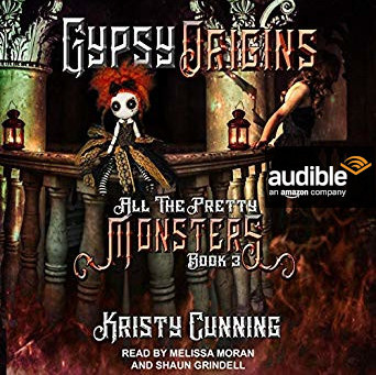 Gypsy Origins now available on Audible
