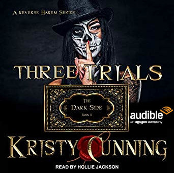 Three Trials now available on Audible