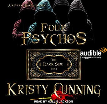 Four Psychos now available on Audible