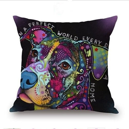 (Perfect World) Pillow Cover