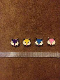 Fox Bracelets Charms