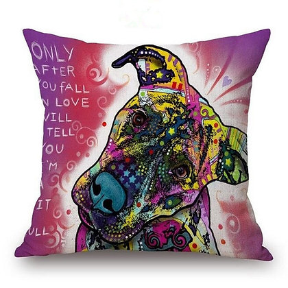 (ONLY... Pit) Pillow Cover