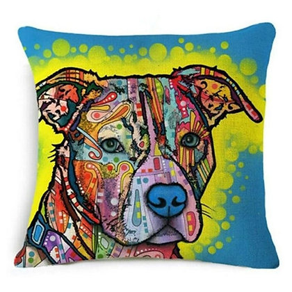 (Pitbull) Pillow Cover