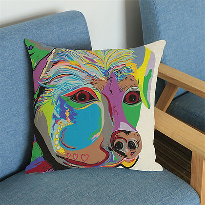 (Cow) Pillow Cover
