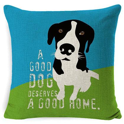 Pillow Cover (Agood Dog)