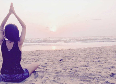 7 Reasons to try Beach Yoga at Gokarna