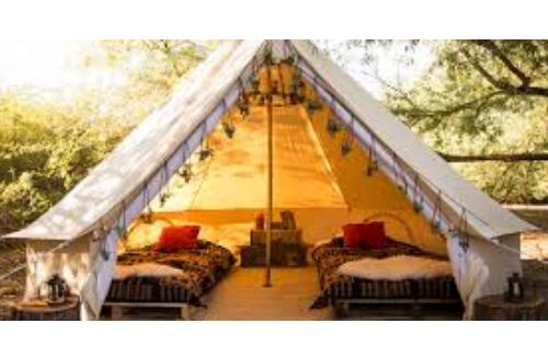 tent camping in gokarna