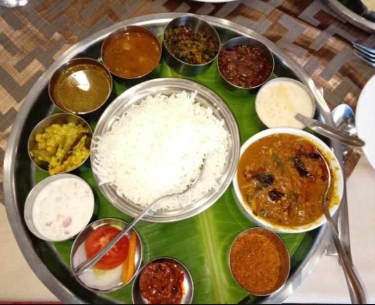 Cuisines in Gokarna