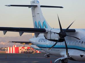 Aeromar reafirma la seguridad de sus aeronaves a través de contrato de mantenimiento de sus ATR's
