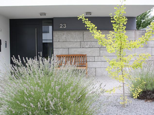 Grossprojekt Gartenbau und Landschaftsbau