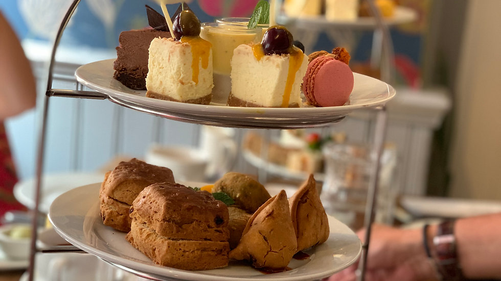 Afternoon Tea Home Dining Delivery Email Voucher