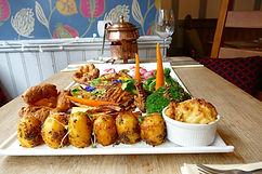 Exotic Sunday Roast