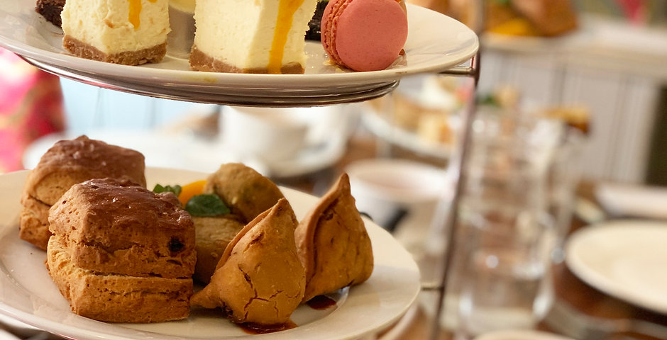 High Tea For Two - Dine in
