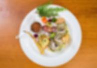 Ambrette Margate Lunch Menu
