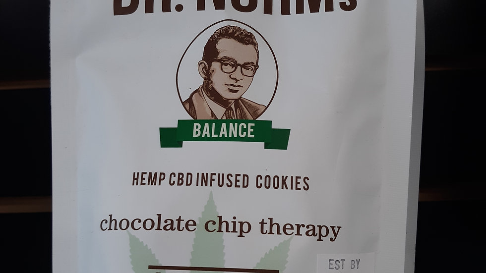 Dr Norms Chocolate Chip Therapy