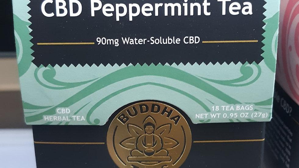 Buddha CBD Teas various flavors