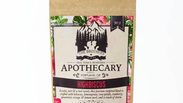 Apothecary CBD Tea (3 cups)