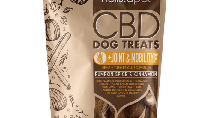 HolistaPet CBD DogTreats Joint and Mobility