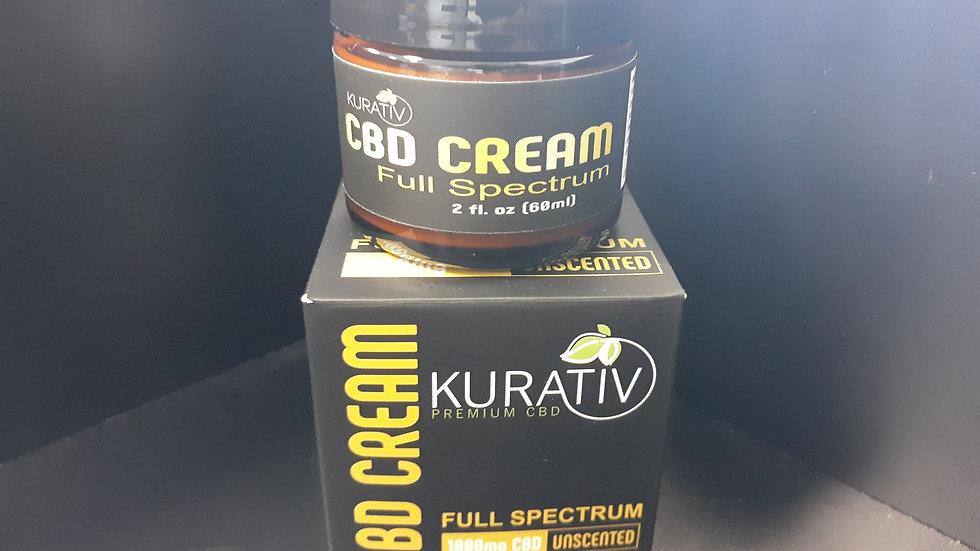 Kurativ 1000mg pain cream