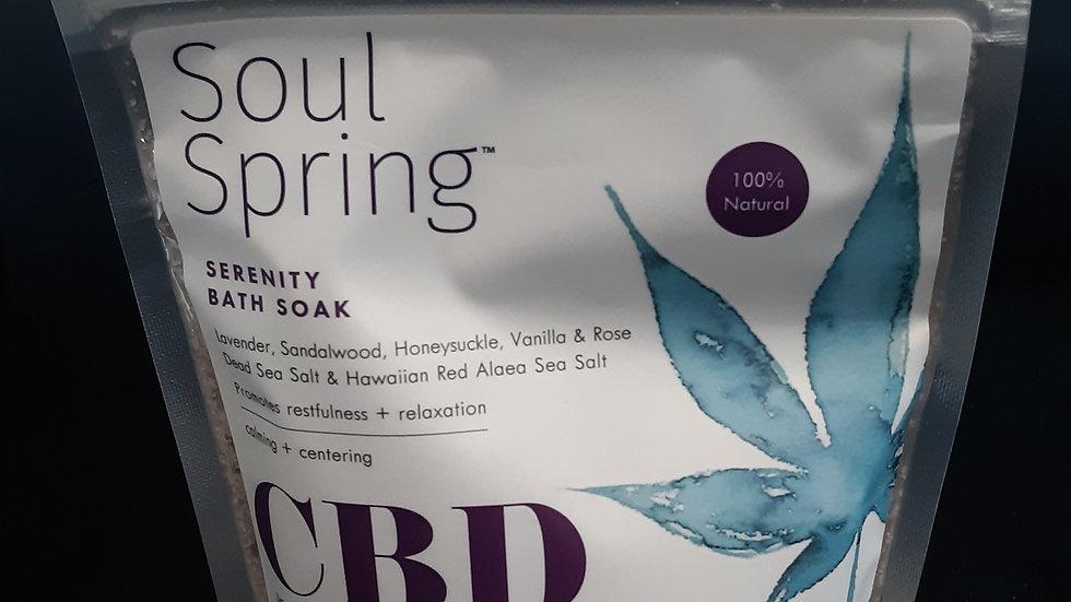 Soul Spring bath soak