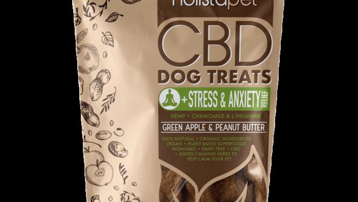 HolistaPet CBD DogTreats Stress and Anxiety