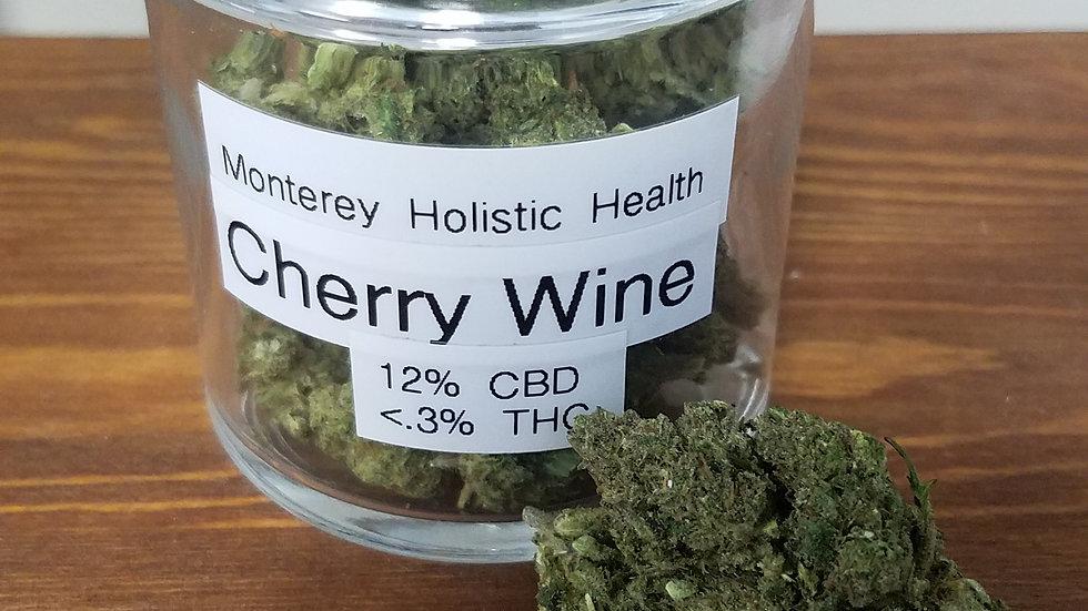 Cherry Wine 1/4 ounce