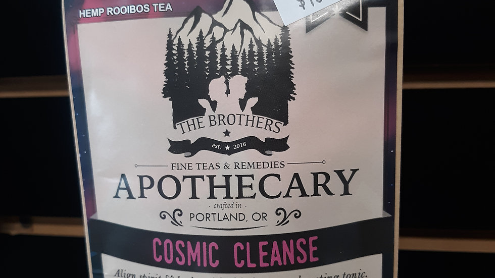 Brothers Apothecary Tea Cosmic Clense