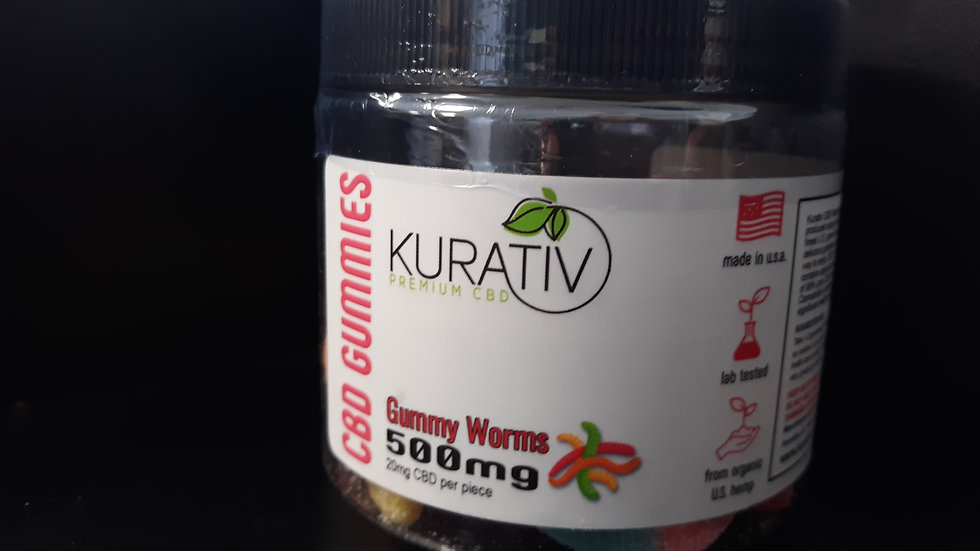 Kurativ Gummy Worms