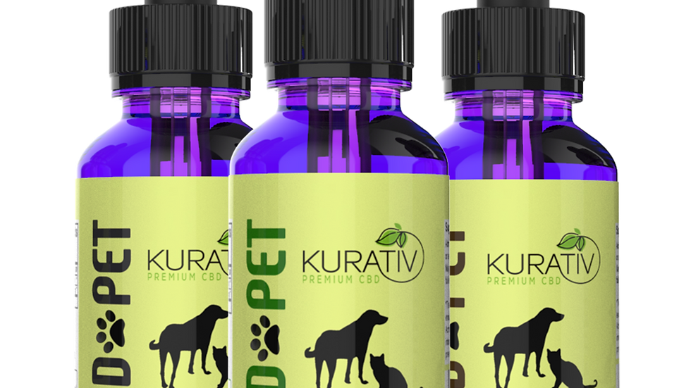 Kurtativ pet cbd 600 mg drops