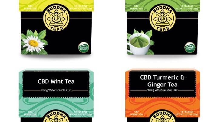 CBD Buddha Tea