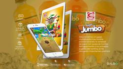 GALGO video juego Jugo Jumbo
