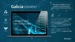 Galgo sirio web Banco Galicia