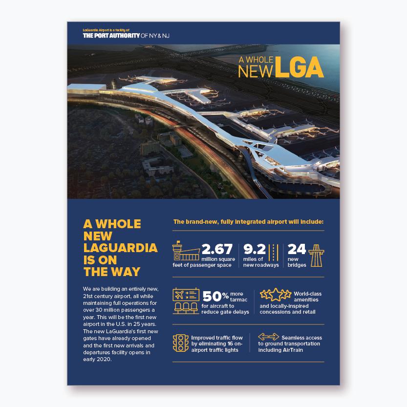 PANYNJ LGA Redevelopment