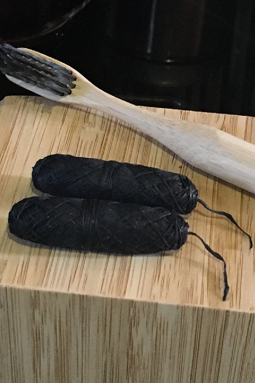 Bamboo Charcoal floss refills