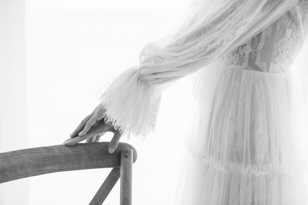 美式古典婚紗