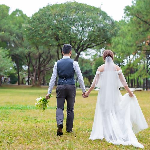 Tom + Anna 自然婚紗