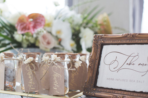 Wedding Favors Thanks Tag Gold Calligraphy.jpg