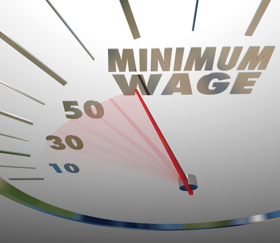 States With Minimum Wage Hikes for 2017