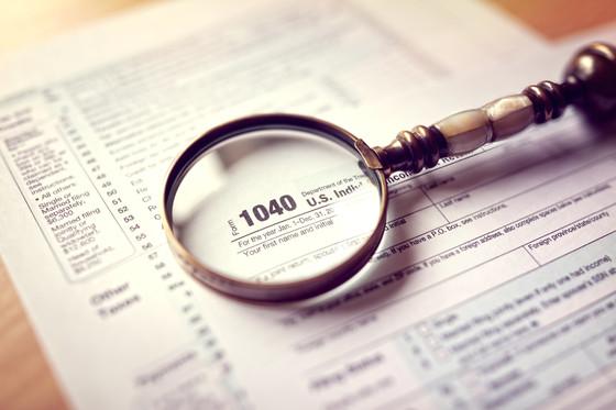 Suspicious Tax Return Audit Items