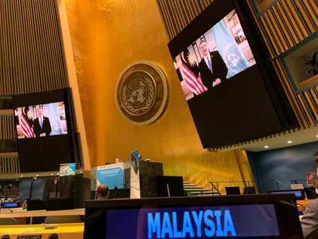 31st Special Session of the United Nations General Assembly in response to Covid-19