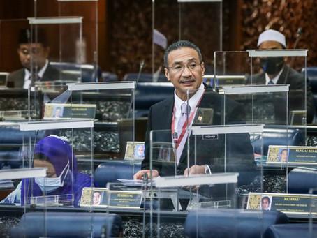 Ucapan Penggulungan Perbahasan Belanjawan 2021 Peringkat Dasar bagi Kementerian Luar Negeri
