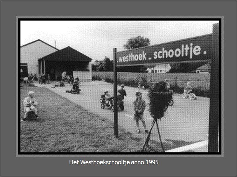 Westhoekschooltje anno 1995