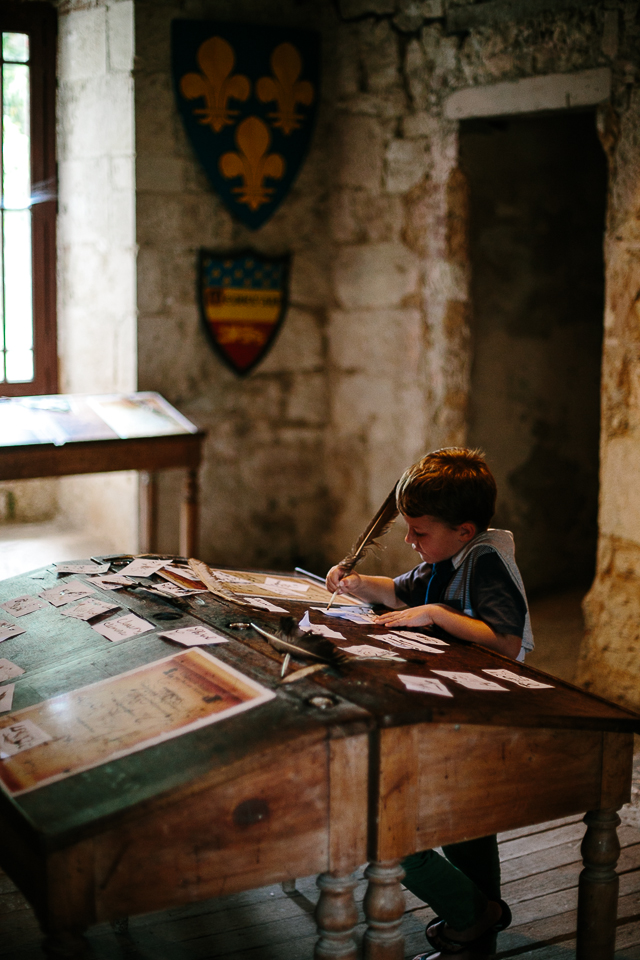 La saison 2021 se prépare au château de Bridoire